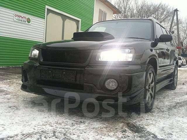 Воздухозаборник. Subaru Forester, SF5, SG5, SG