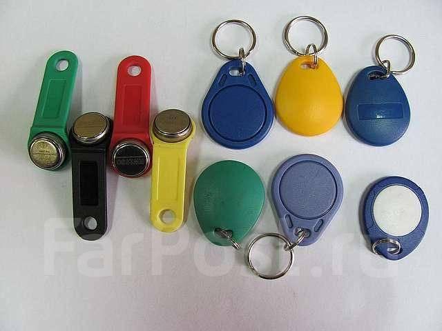 Ключи для домофона. Любые! Штатный пульт(ключ)для авто хонда Как на фото