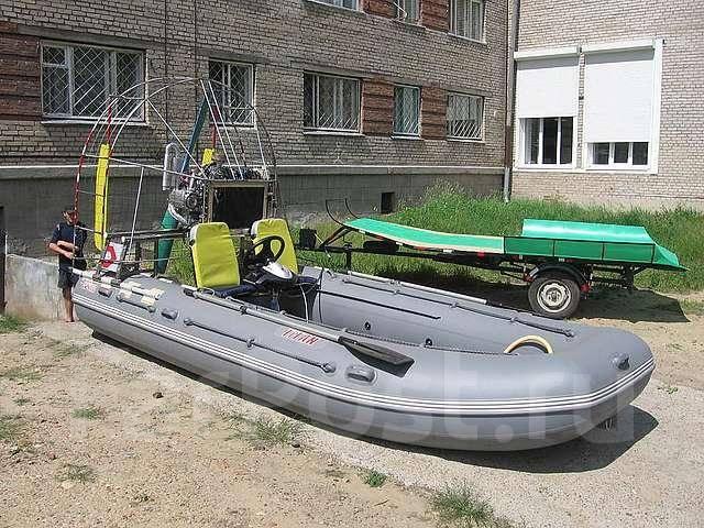 первичный то на лодку