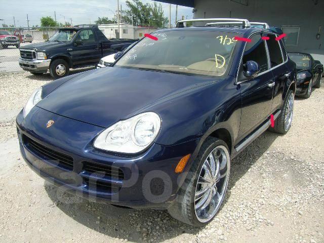 Porsche Cayenne. 9PA, 4800