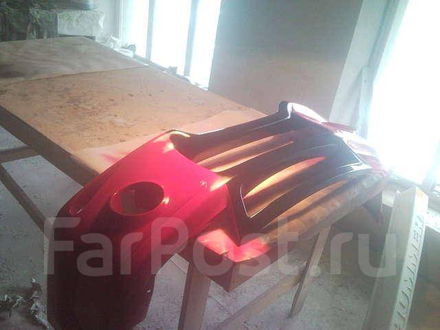 Бампер. Mazda Laser Lidea Mazda Familia Mazda Ford Laser Lidea Wagon