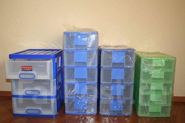 Комоды и контейнера из пластика /Пр. -во Таиланд/ - Продажа во ...