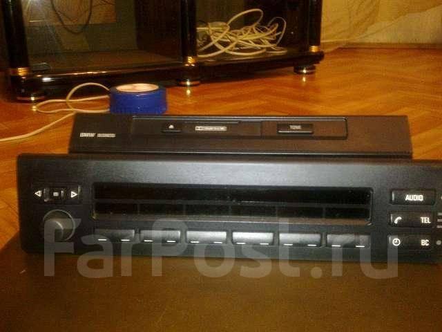 Магнитафон и управление аудио для BMW X5(E53)!