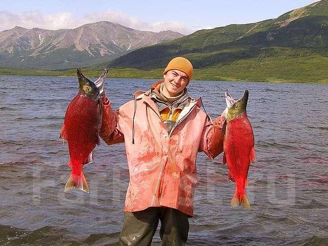 работа вахта рыбак