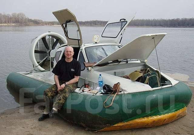Своими руками лодки на воздушной подушке