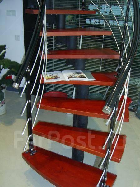 бетонная лестница своими руками.