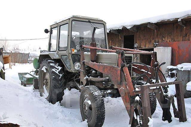 Резюме: тракторист мтз 82, Московская область