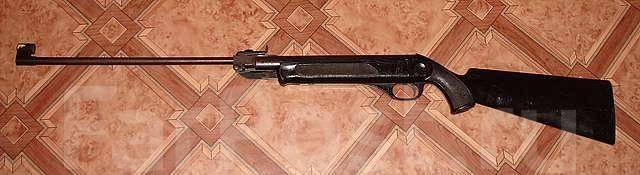 пневматическая винтовка иж-38 фото характеристика