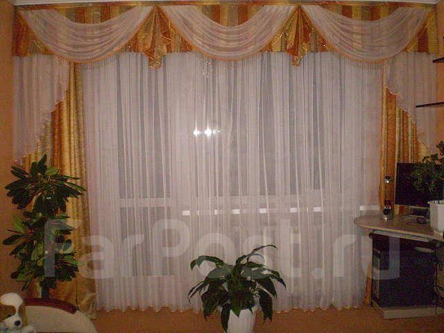 Шикарные шторы для спальни фото