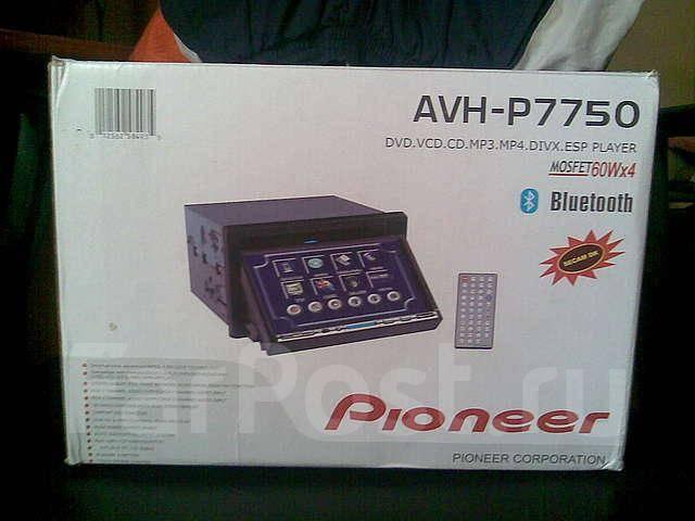 Pioneer avh-p7750 схема