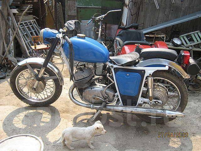 Мотоцикл иж юпитер 3 фото