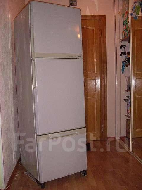 Продам японский холодильник national б у