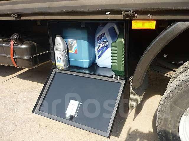 Ящики для инструментов для грузовиков своими руками