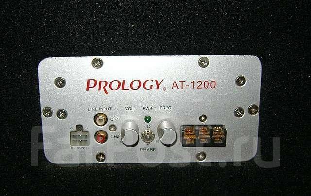 сабвуфер Prology AT-1200