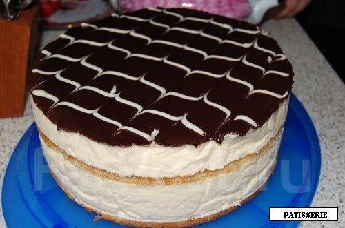 Торт птичье молоко рецепты с фото пошагово