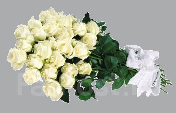 Дешевый букет роз