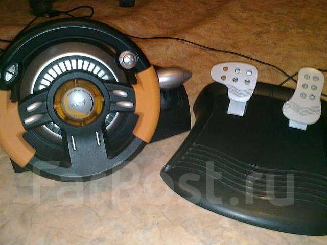 Скачать драйвер игровой руль genius speed wheel 3 mt