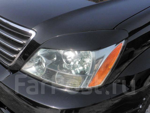 Обвес кузова аэродинамический. Lexus GX470, UZJ120 Двигатель 2UZFE. Под заказ