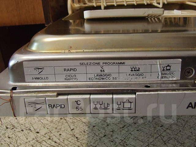 Посудомойка ariston k ls45 без минималки