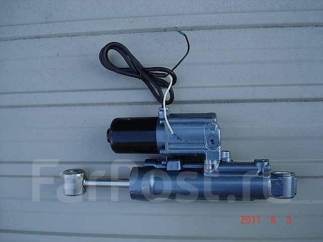 Гидроподъемник к лодочному мотору своими руками