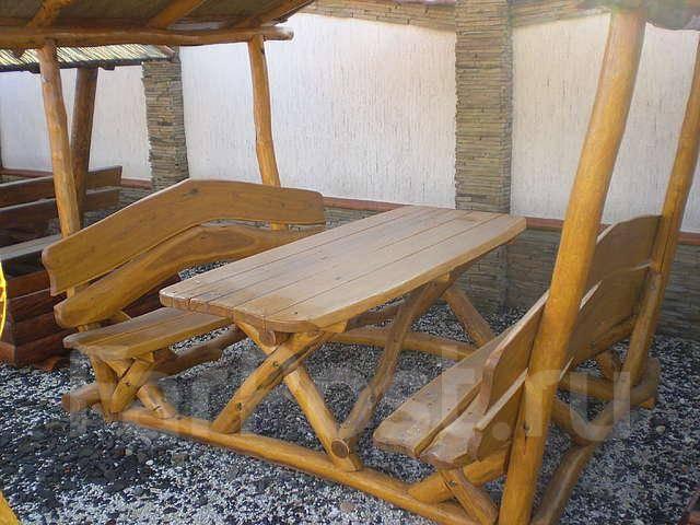 Мебель для сада беседки качели