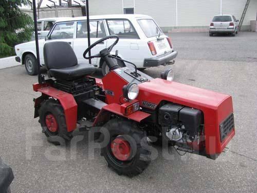 Продам новый мини трактор МТЗ 132 - YouTube