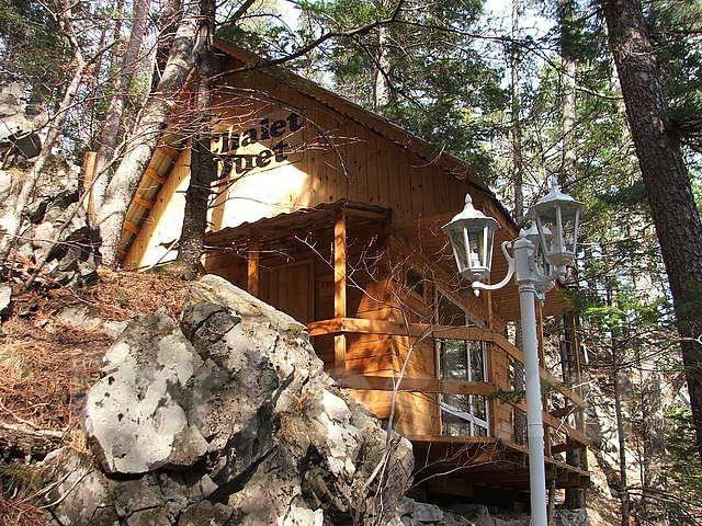 Уютный домик в горах!