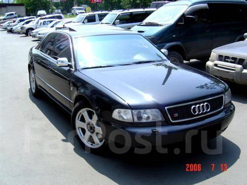 Audi S8. WAUZZZ4DZWNO18454