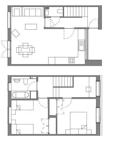 Продам или поменяю 2 х этажный дом в