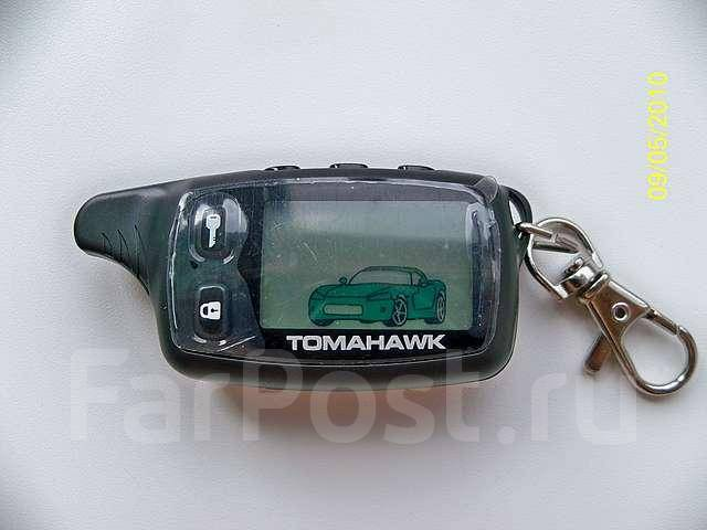 Руководство По Сигнализации Tomahawk Tw-9010