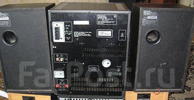 Panasonic Sa-ak5 Инструкция