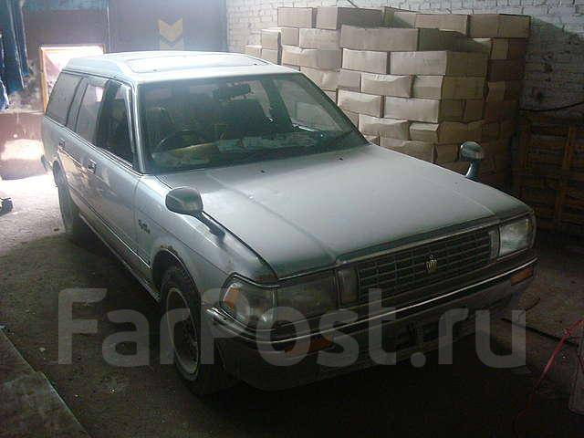 ��������� Toyota Crown ��� ���. �������, � ��������, ��� ���