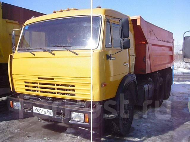 Камаз 55111, 1983 - Грузовики