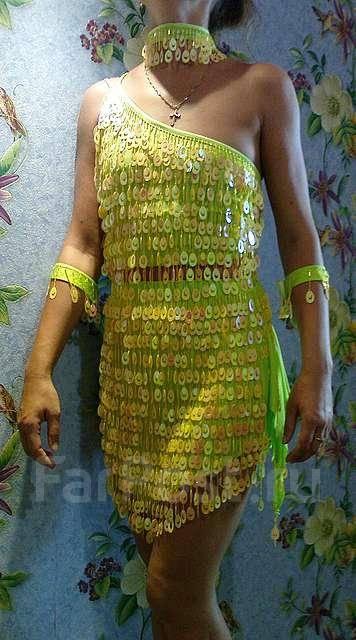 Схема шитья испанского платья.