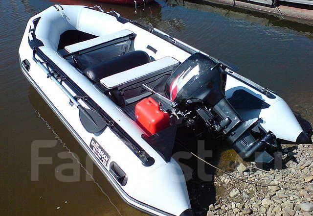 выбрать моторную лодку из пвх