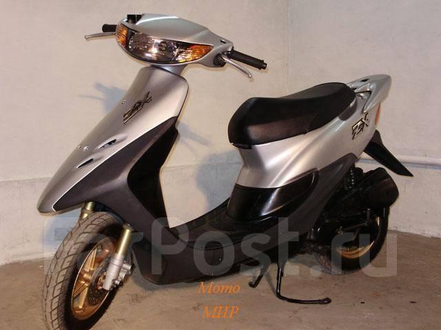Продаю скутер Honda Dio AF 35(ZX) - Мотоциклы, мопеды, снегоходы в Санкт-Петербурге.
