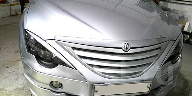 Решетка радиатора. SsangYong Actyon SsangYong Actyon Sports