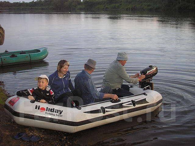 лодка от мотором бу на кемеровской области