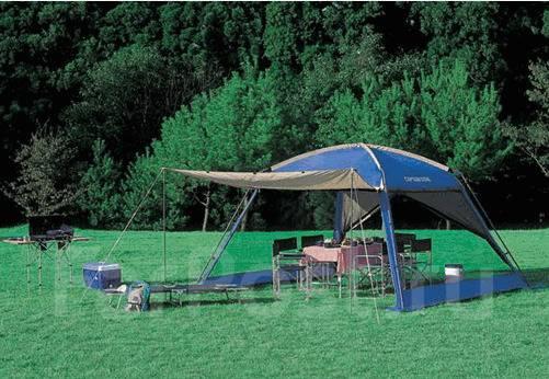 Кухня палатка captain stag во владивостоке