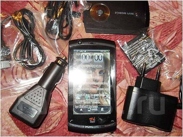 Fly-ing G2- 2SIM GPS WIFI JAVA TV. Новый