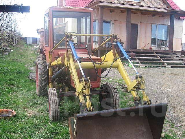 Продам трактор т-25 - Челябинский ТЗ Т-25, 1976 - Погрузчики ...