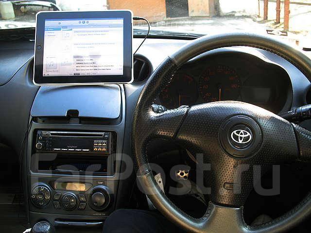 Автомобильная подставка держатель ipad