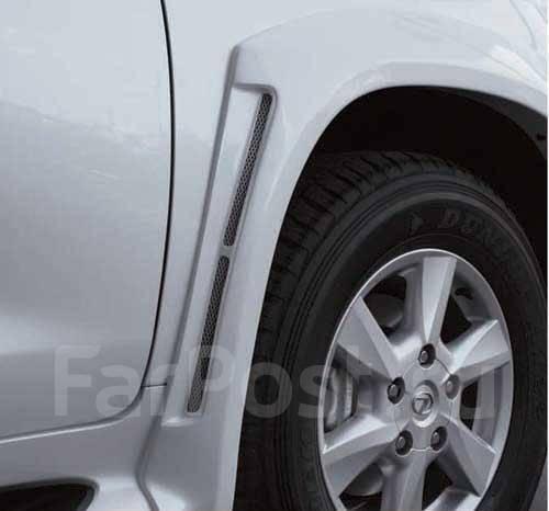 Одень СВОЙ Lexus LX-570 (аксессуары на авто с 2007 по 2016 г. +)