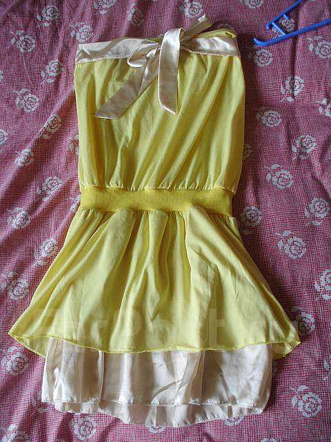 Пошить летнее платье за 1 час