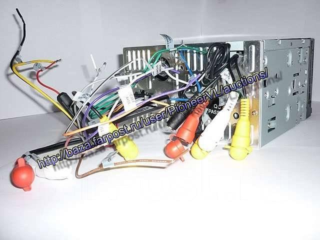 Pioneer DVX-7800, новая