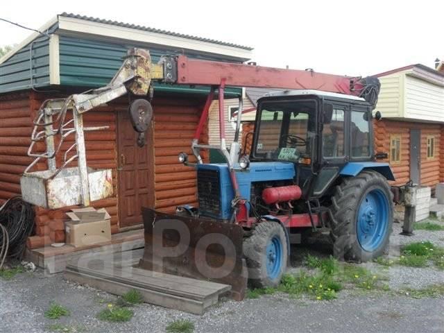 Продам мтз-80 в Кемерово - spec.drom.ru