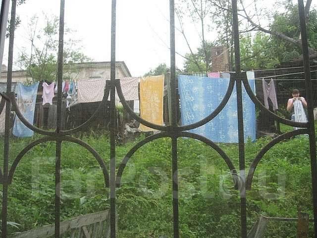 Гостинка, улица Героев Хасана 13а. Борисенко, 22 кв.м. Вид из окна днём