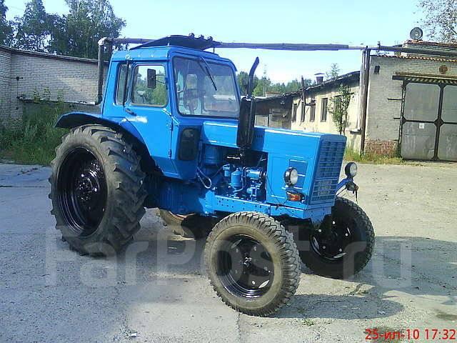 1502. Трактор МТЗ тюнинг - YouTube