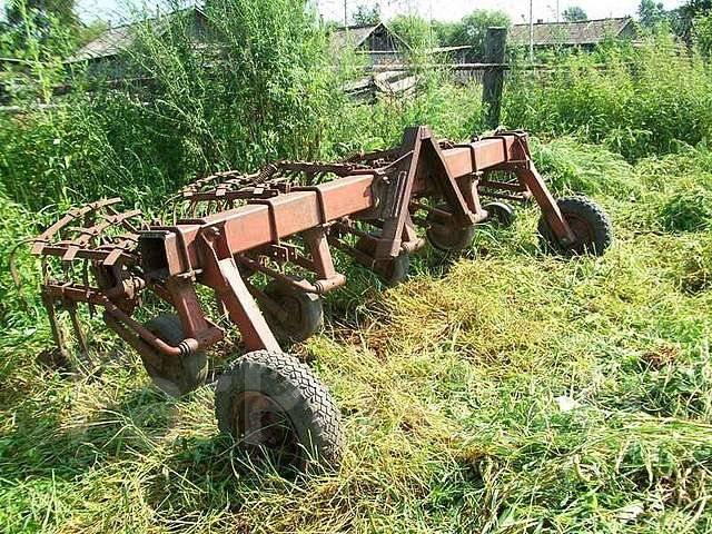Прополочный культиватор своими руками для трактора
