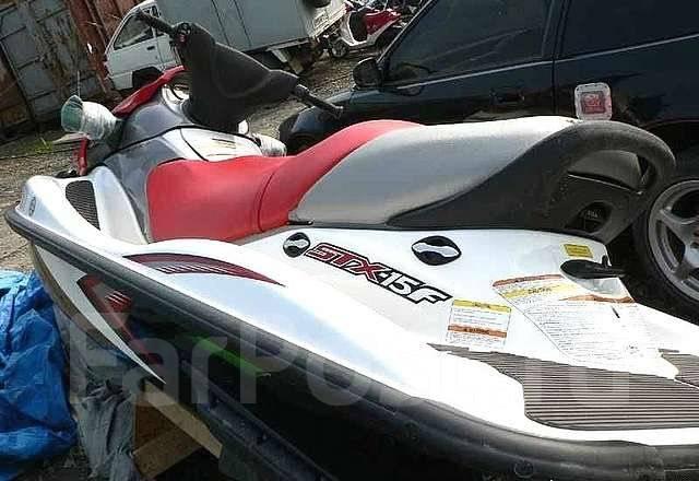 Kawasaki STX. 160,00л.с., Год: 2008 год